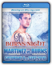 Ricky Burns vs. Roman Martinez