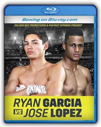 Ryan Garcia vs. Jose Lopez