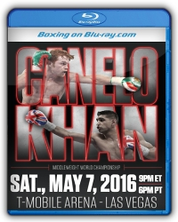 Saul Alvarez vs. Amir Khan (HBO)