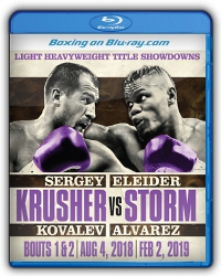 Sergey Kovalev vs. Eleider Alvarez I and II