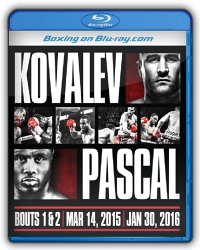 Sergey Kovalev vs. Jean Pascal I and II