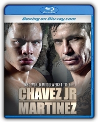 Sergio Martinez vs. Julio Cesar Chavez Jr.