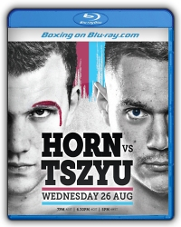 Tim Tszyu vs. Jeff Horn