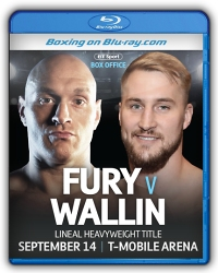 Tyson Fury vs. Otto Wallin (BT Sport)