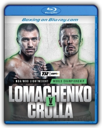 Vasyl Lomachenko vs. Anthony Crolla