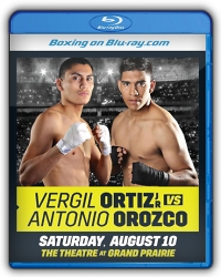 Vergil Ortiz Jr. vs. Antonio Orozco