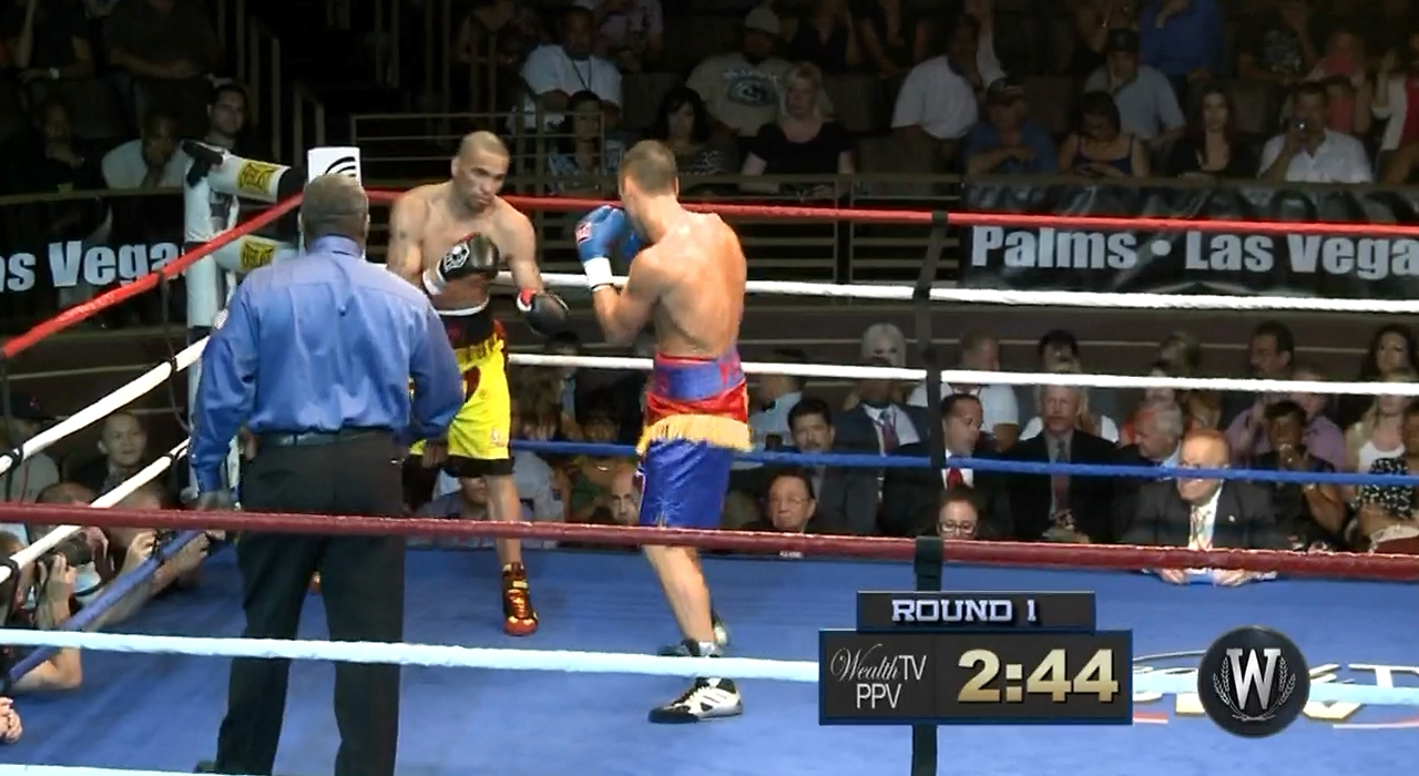 Anthony Mundine vs. Bronco McKart