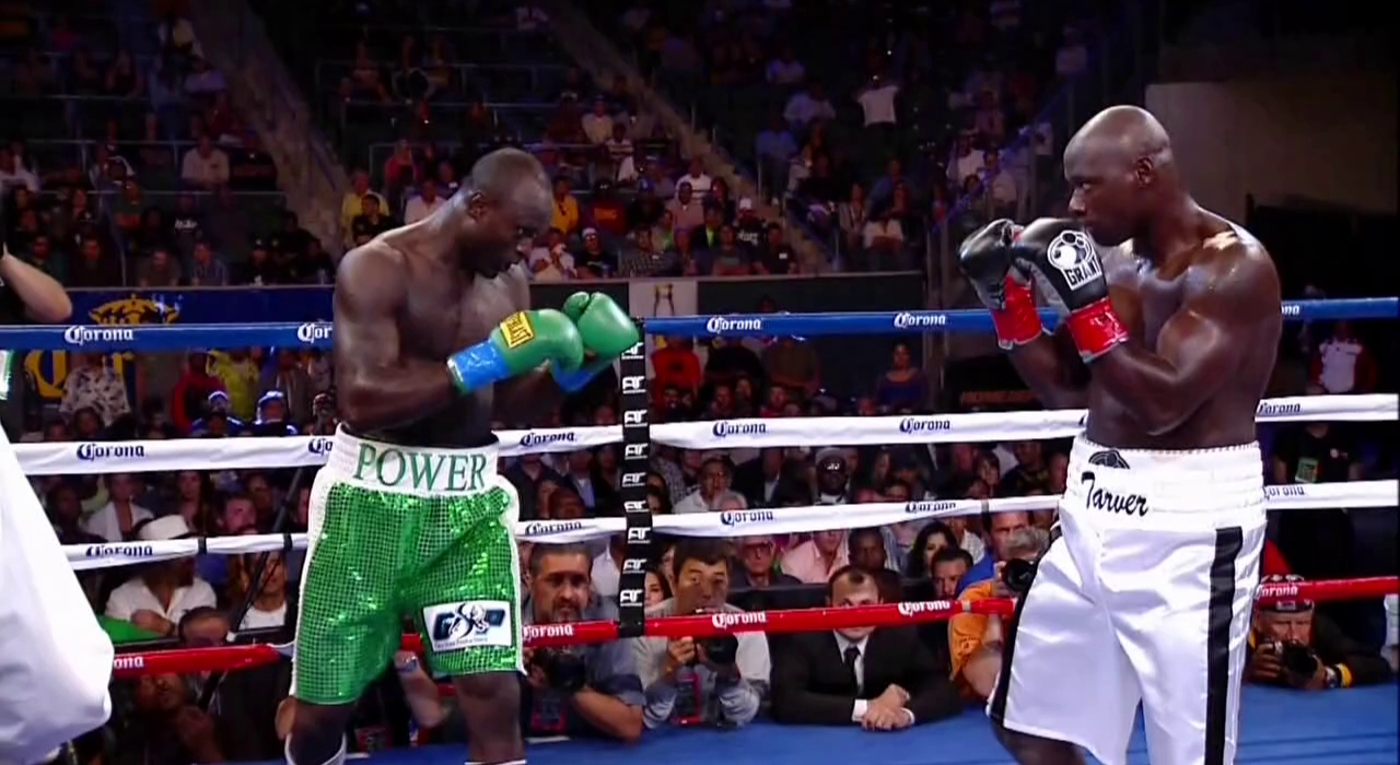 Antonio Tarver vs. Lateef Kayode