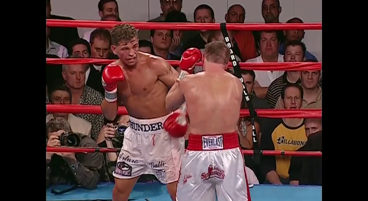 Arturo Gatti vs. Micky Ward I, II, and III