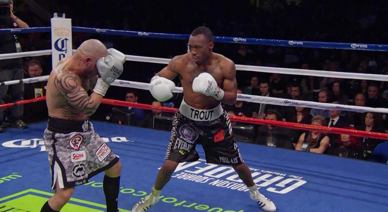Austin Trout vs. Miguel Cotto