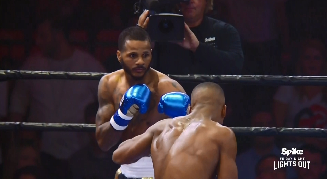 Badou Jack vs. Anthony Dirrell