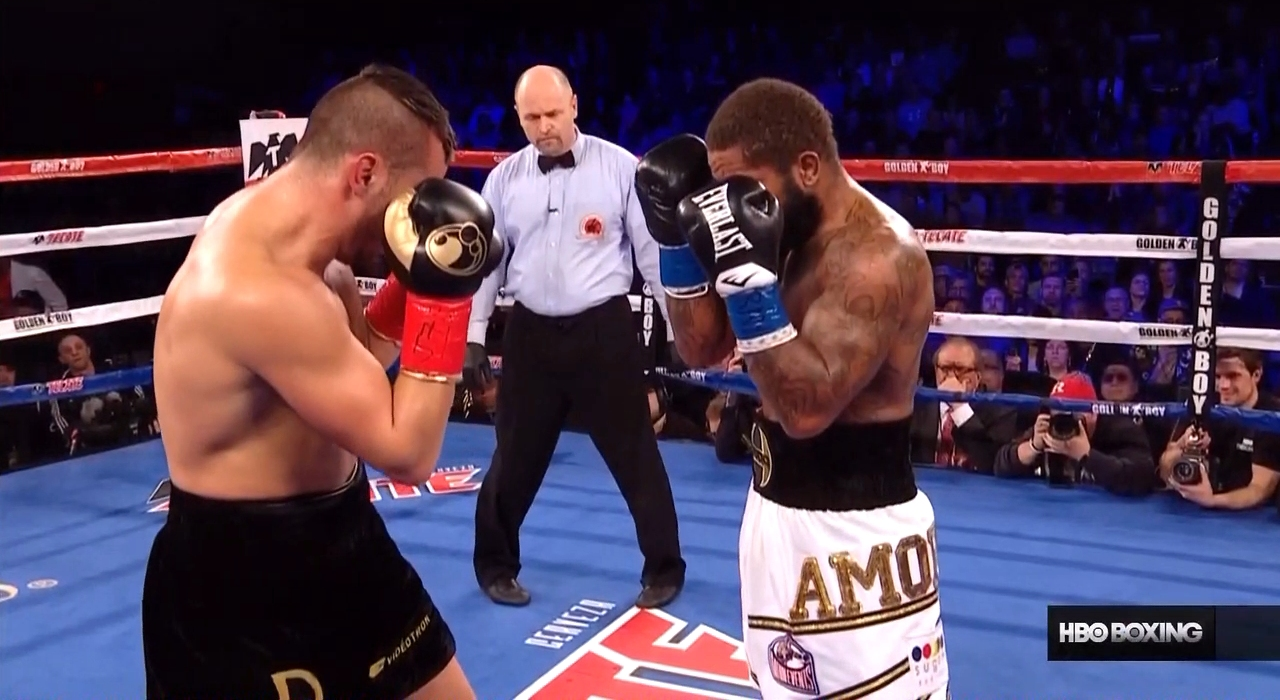 David Lemieux vs. Curtis Stevens