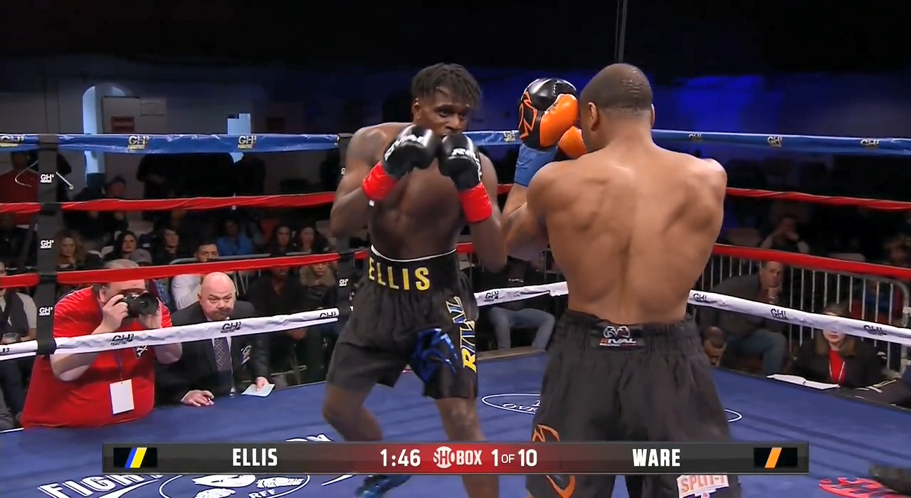 DeAndre Ware vs. Ronald Ellis