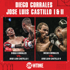 Diego Corrales vs. Jose Luis Castillo I and II