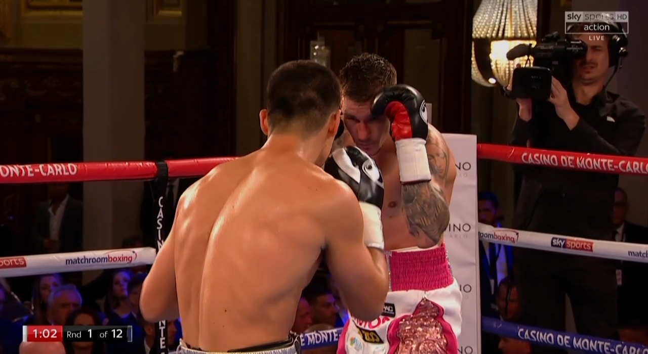 Dmitry Bivol vs. Trent Broadhurst (Sky)