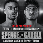 Errol Spence Jr. vs. Mikey Garcia