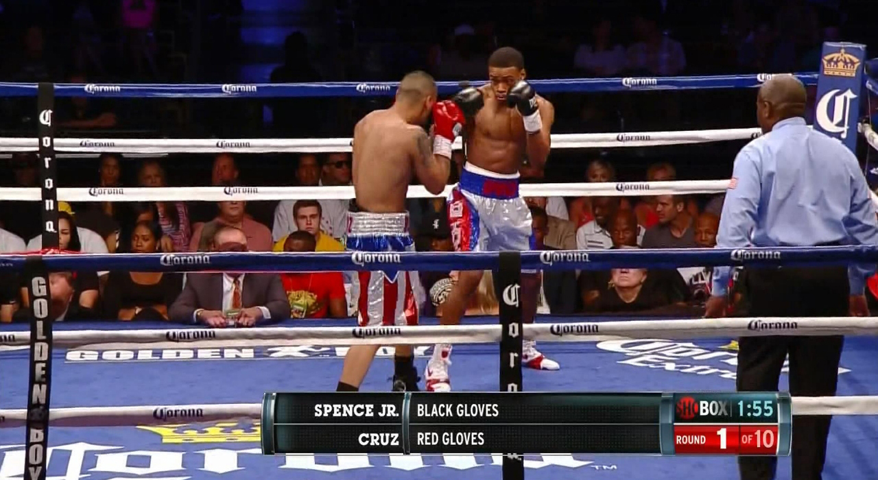 Errol Spence Jr. vs. Ronald Cruz