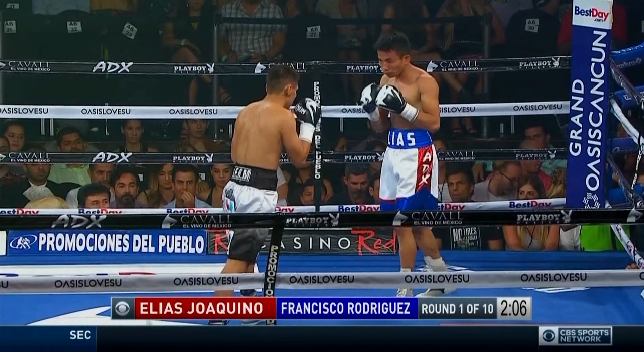 Francisco Rodriguez Jr. vs. Elias Joaquino
