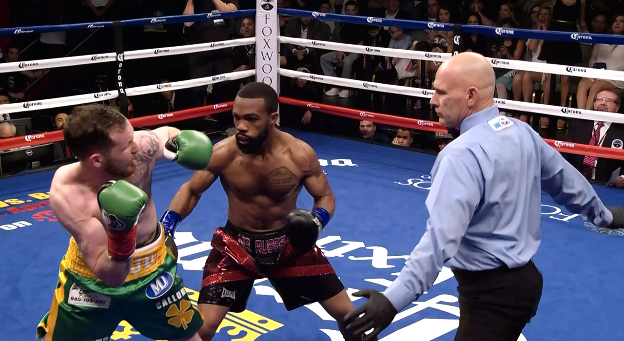 Gary Russell Jr. vs. Patrick Hyland (Showtime)