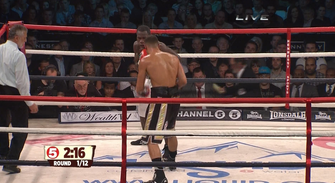 James DeGale vs. Fulgencio Zuniga
