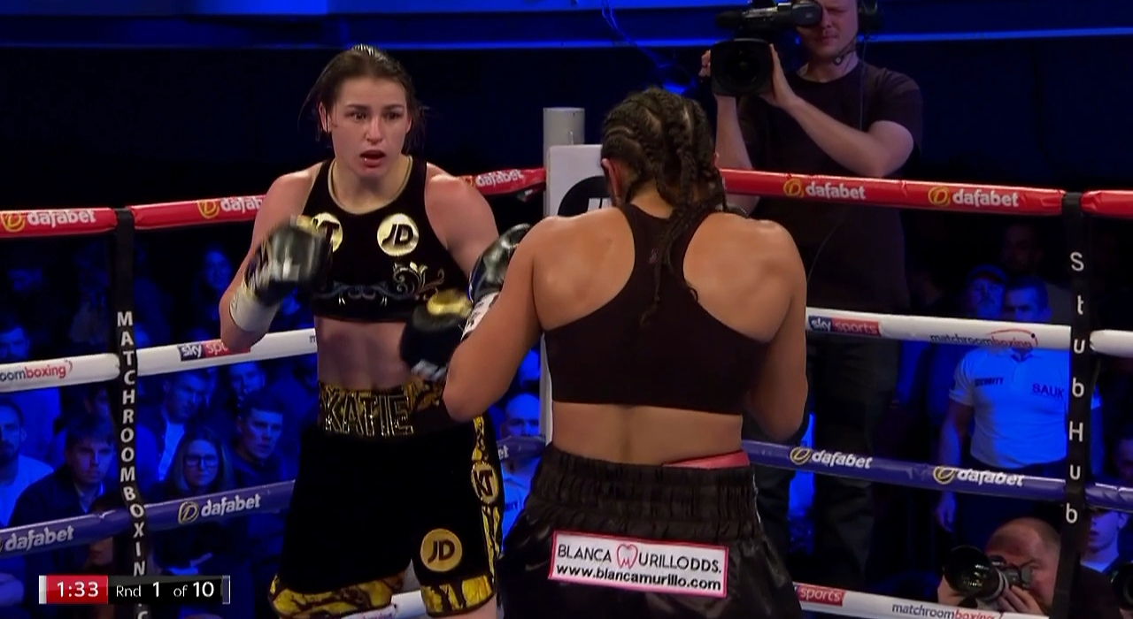 Katie Taylor: Fights 8 to 13