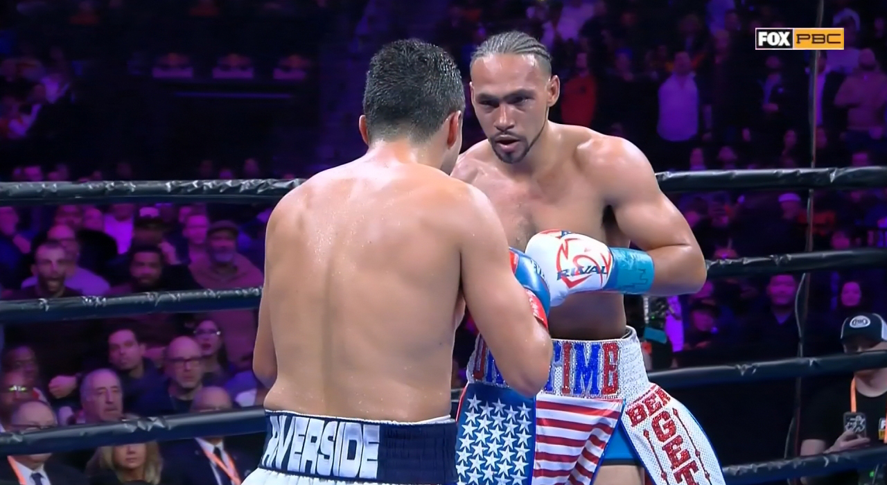 Keith Thurman vs. Josesito Lopez