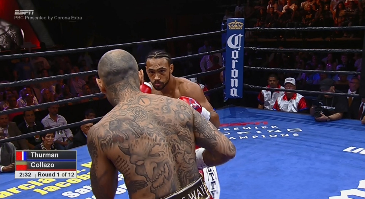 Keith Thurman vs. Luis Collazo