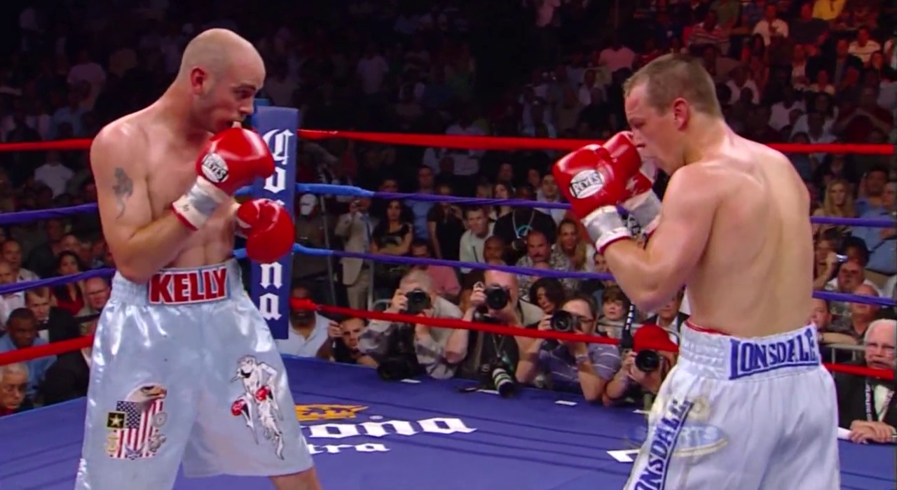 Kelly Pavlik vs. Gary Lockett