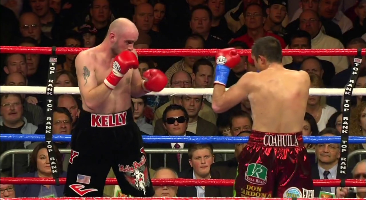 Kelly Pavlik vs. Marco Antonio Rubio