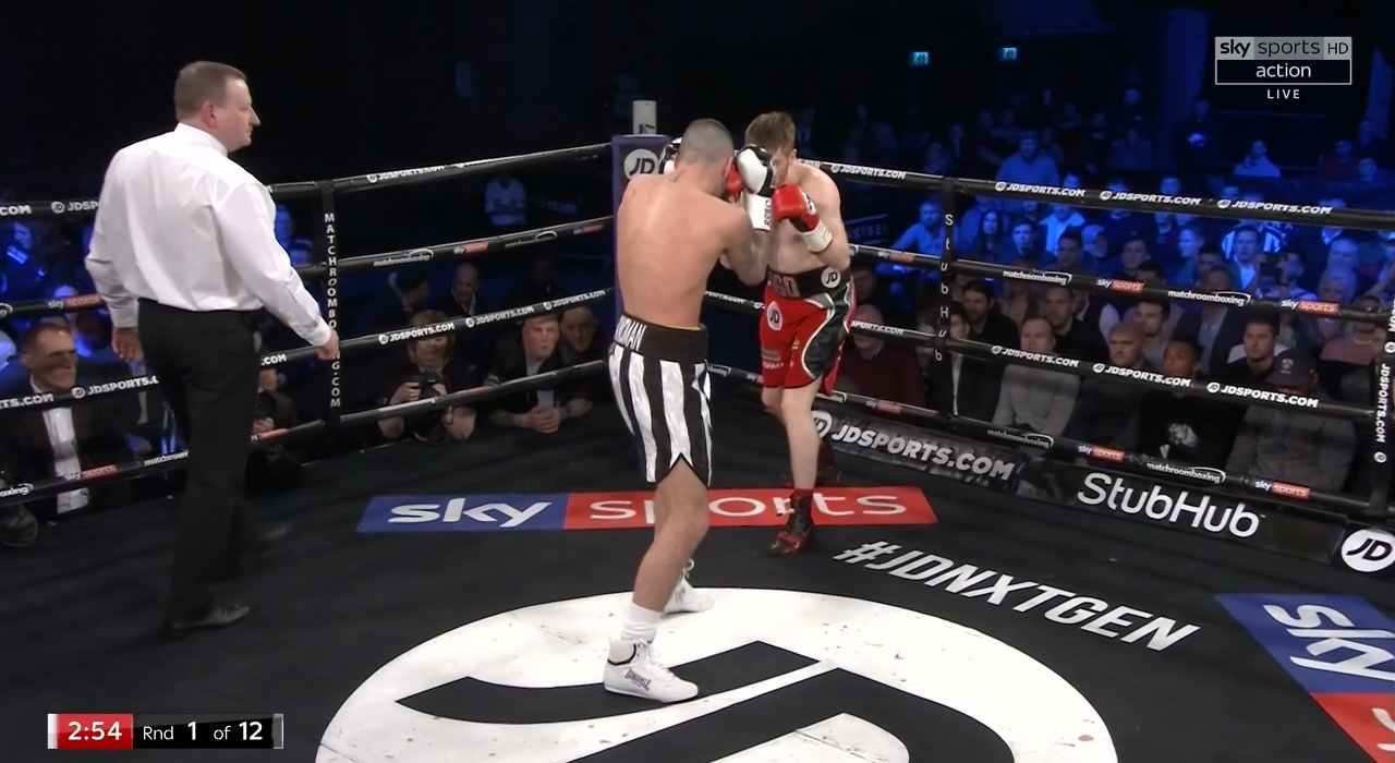 Lewis Ritson vs. Joe Murray