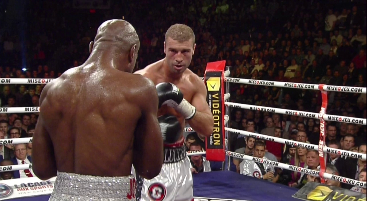 Lucian Bute vs. Glen Johnson