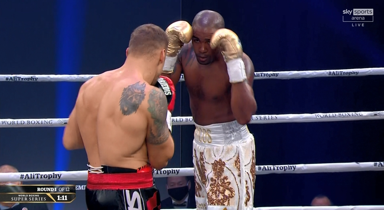 Mairis Briedis vs. Yuniel Dorticos