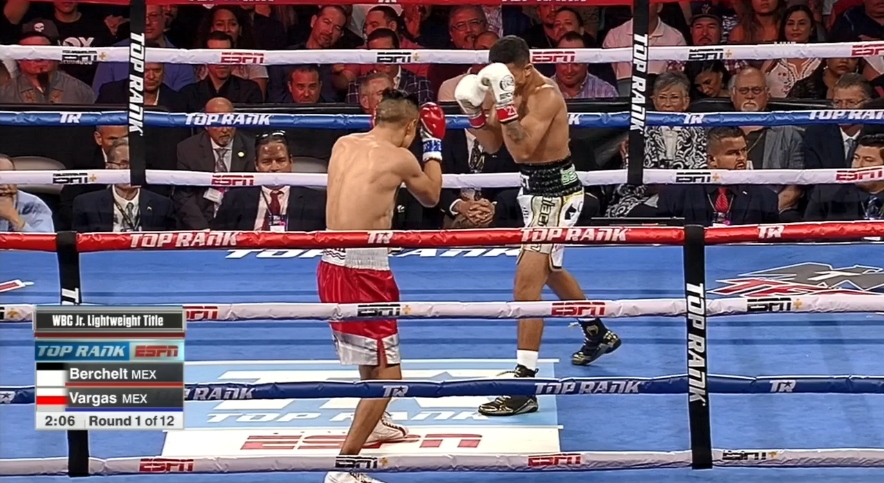 Miguel Berchelt vs. Francisco Vargas II