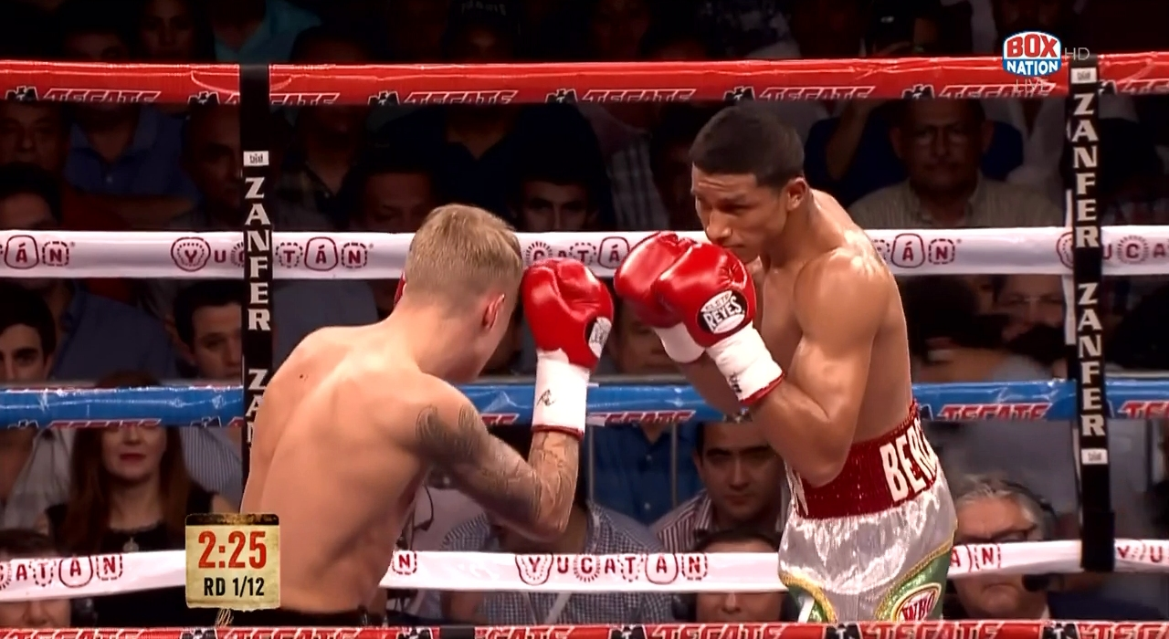 Miguel Berchelt vs. George Jupp