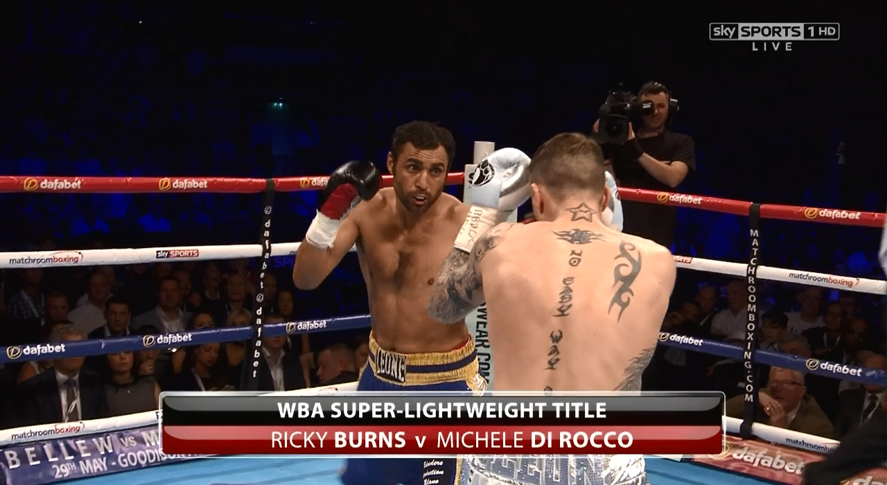 Ricky Burns vs. Michele Di Rocco