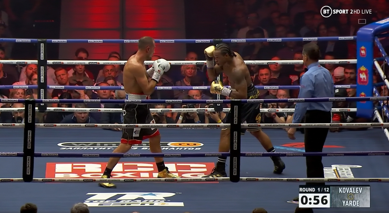 Sergey Kovalev vs. Anthony Yarde (BT Sport)