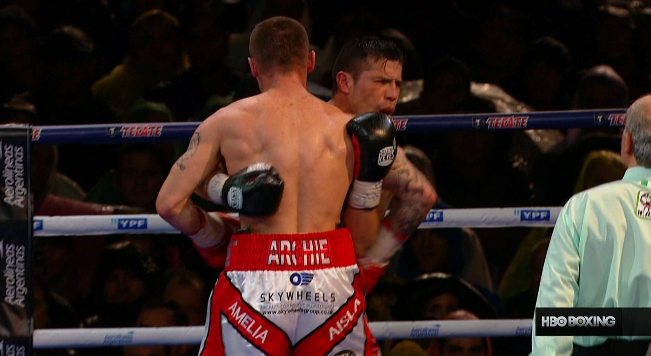 Sergio Martinez vs. Martin Murray