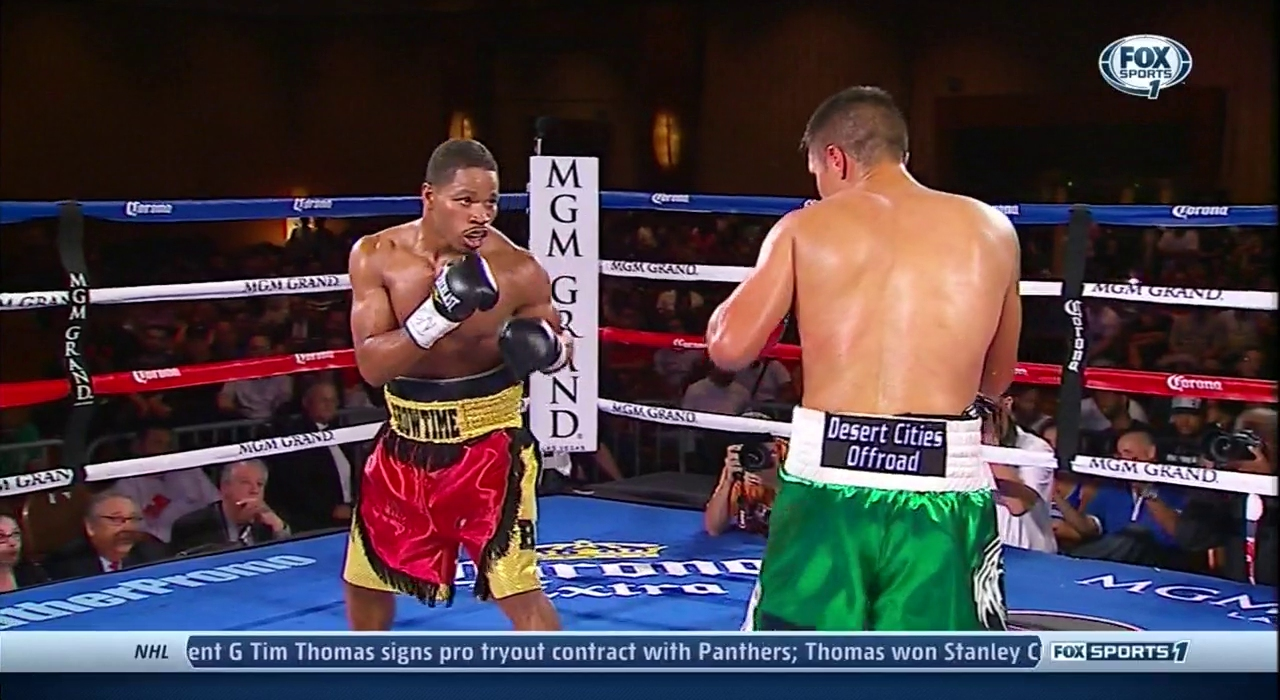 Shawn Porter vs. Julio Diaz II