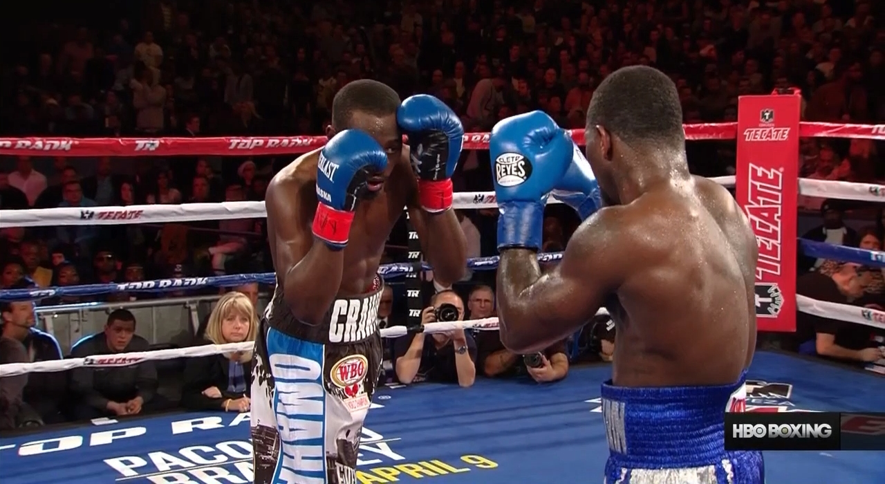 Terence Crawford vs. Hank Lundy (HBO)