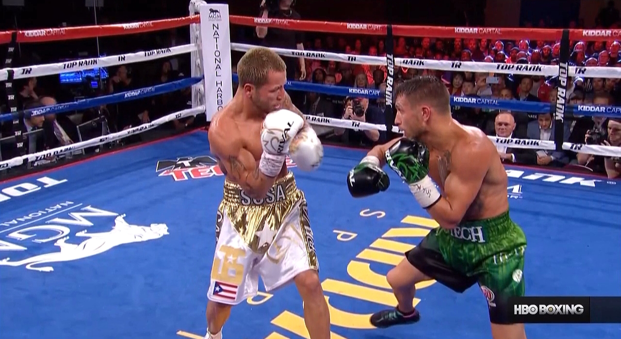 Vasyl Lomachenko: Fights 9 to 12