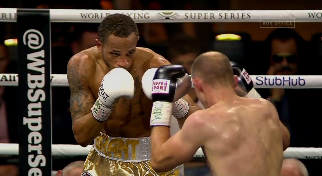 WBSS Season I: The Super Middleweights